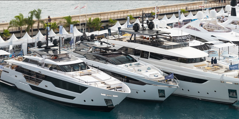 Ferretti Group на Monaco Yacht Show 2019