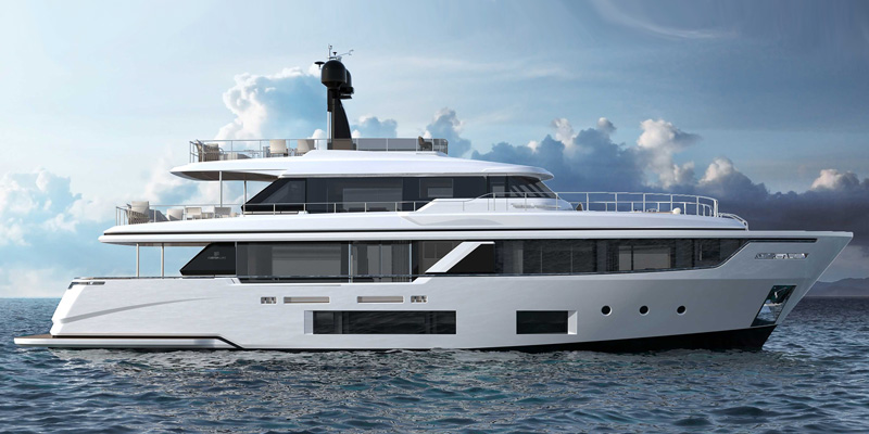 Проект Custom Line Navetta 30