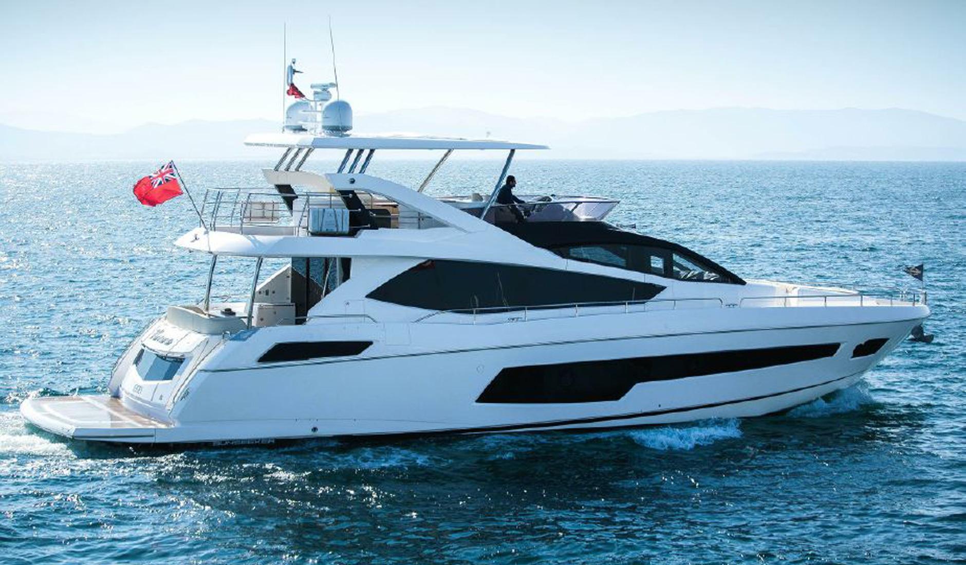 Buy yacht SUNSEEKER 75