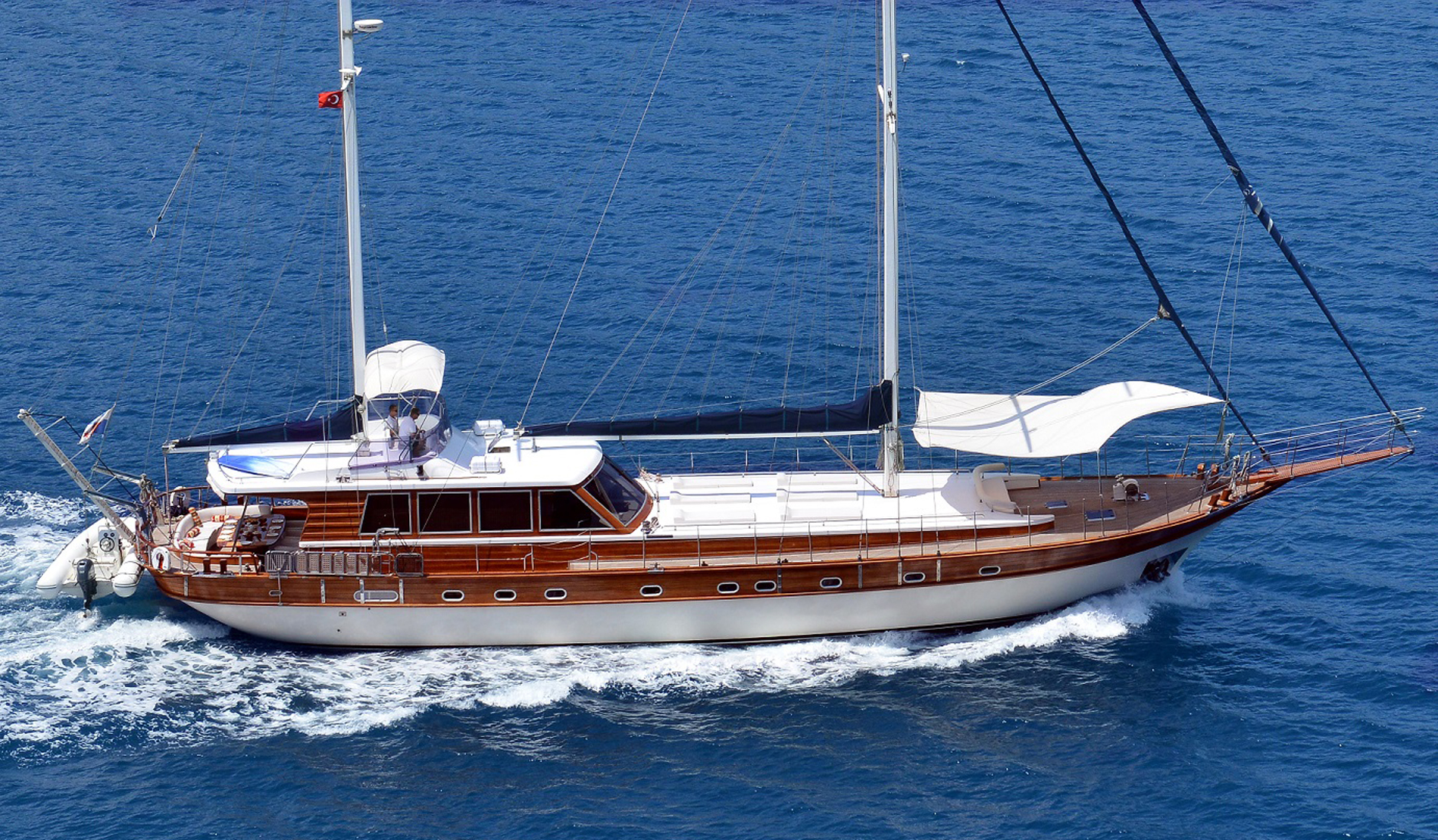 Buy yacht Custom Gulet 27 m Refit 2013