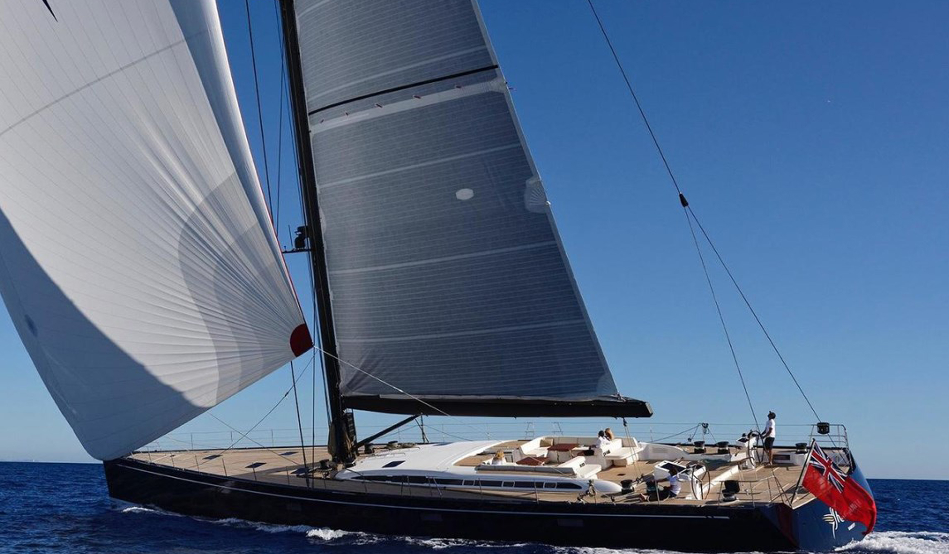 Купить яхту SWAN 115′
