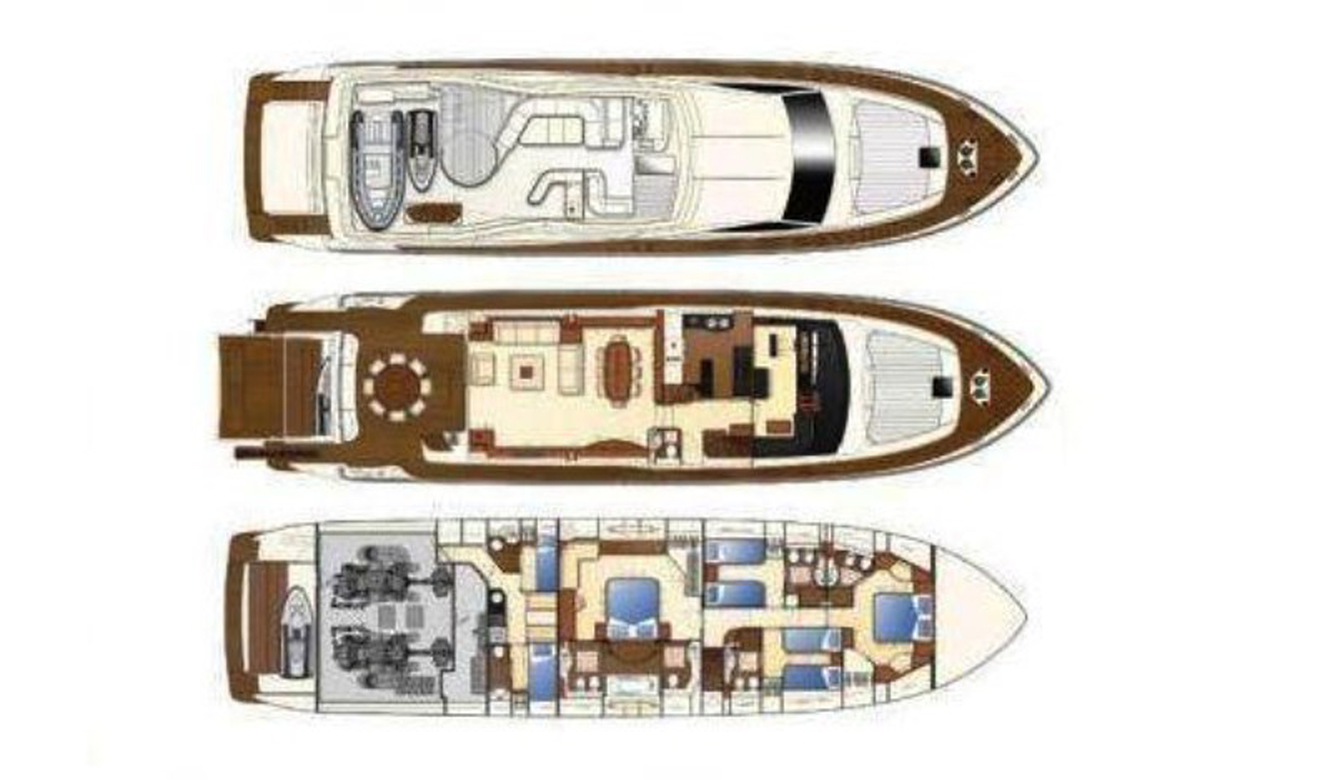 FERRETTI YACHTS 881 Photo  14