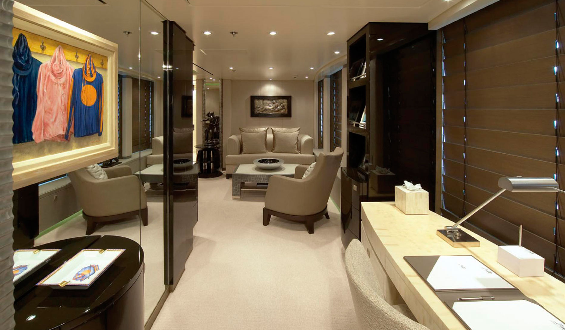 HURRICANE RUN FEADSHIP 175′ Фото  15