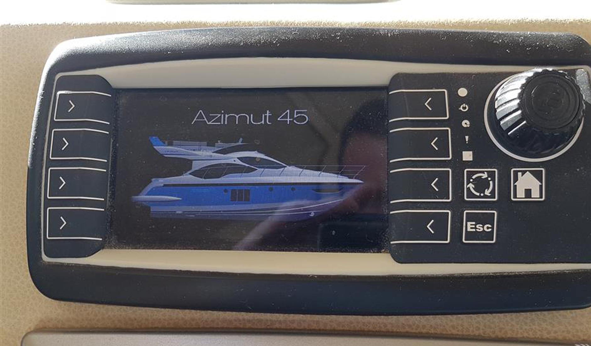 AZIMUT 45 FLY 2011 год Фото  8