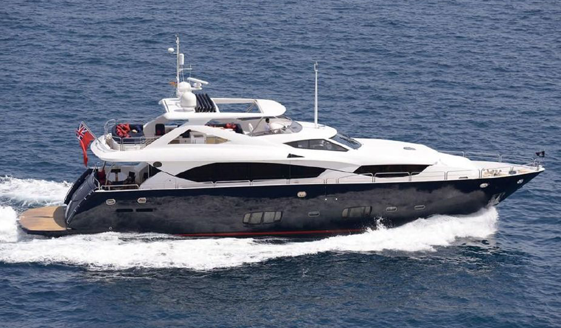 Buy yacht SUNSEEKER 30m / 2009