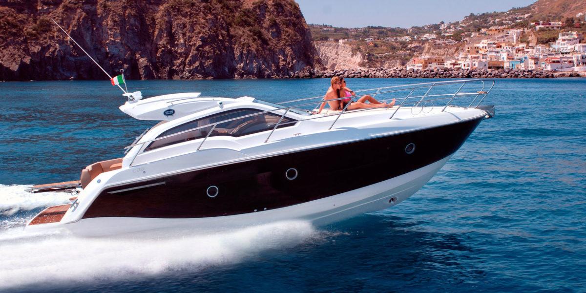 Sessa Marine C35 Sport Coupe. Особый формат сезона