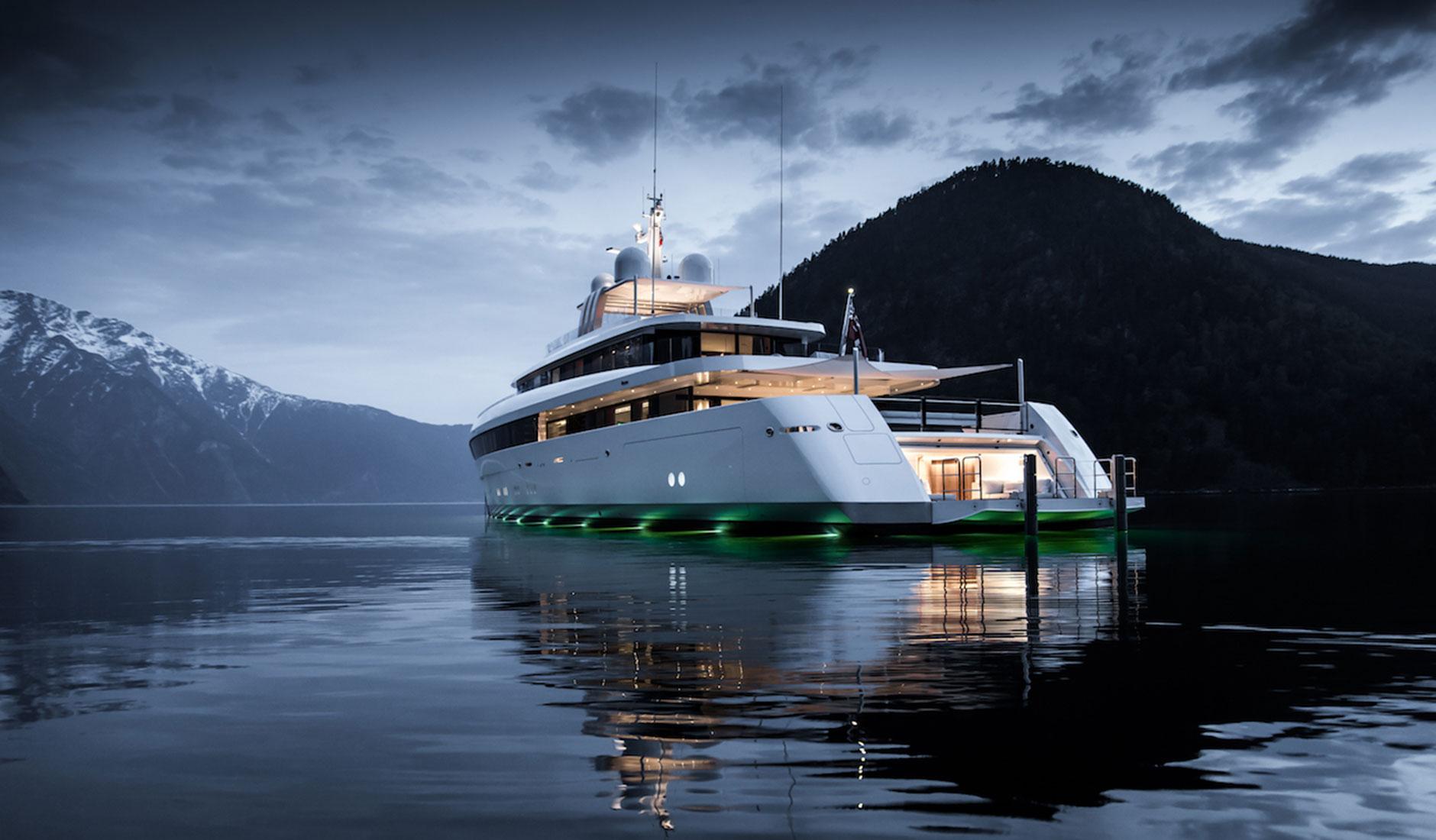 Купить яхту FEADSHIP 58m 2019