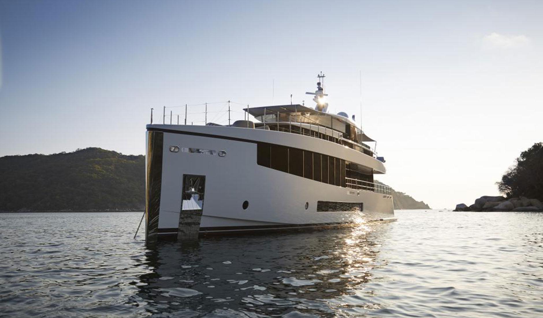 Купить яхту FEADSHIP 34m 2017