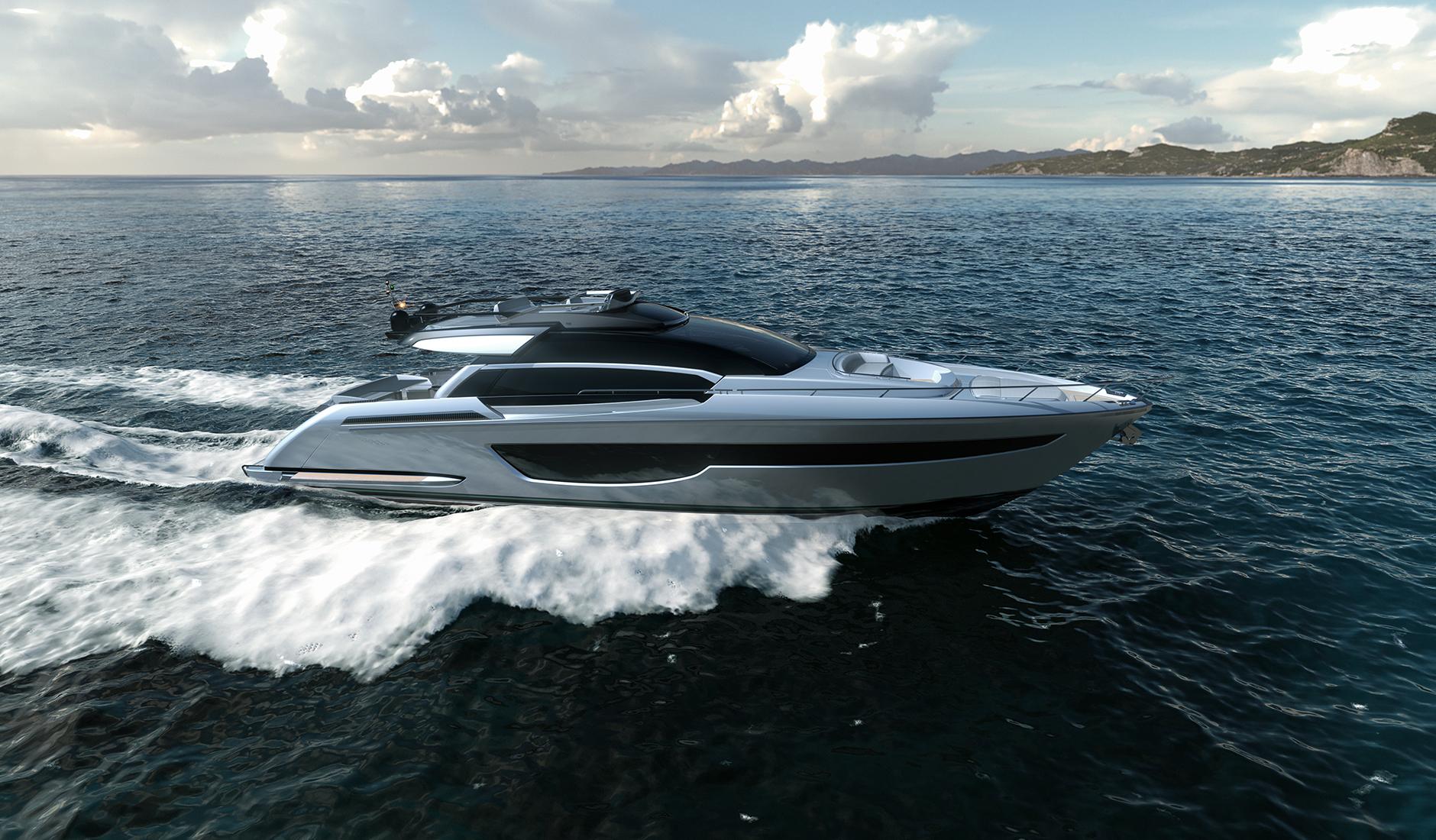 Купить яхту Riva 76 Perseo Super