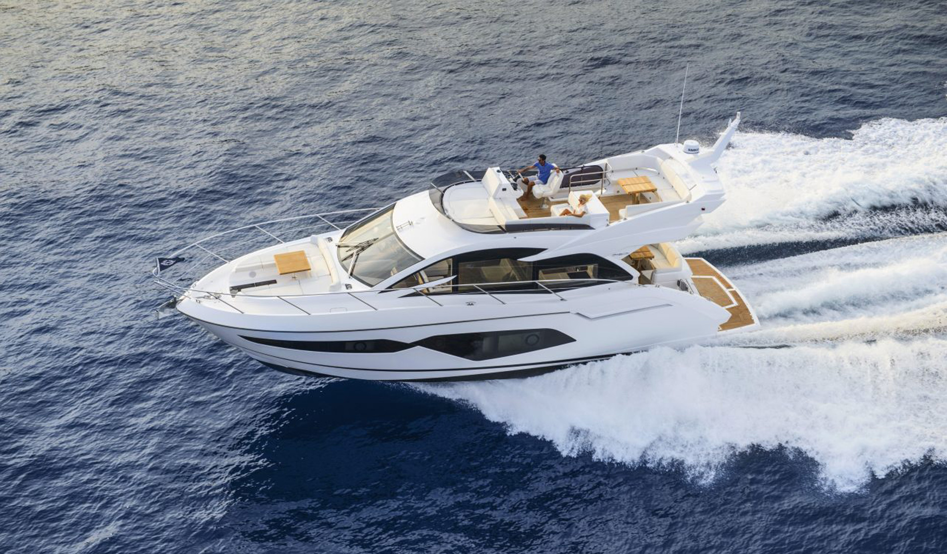 Купить яхту SUNSEEKER MANHATTAN 52 2017 год