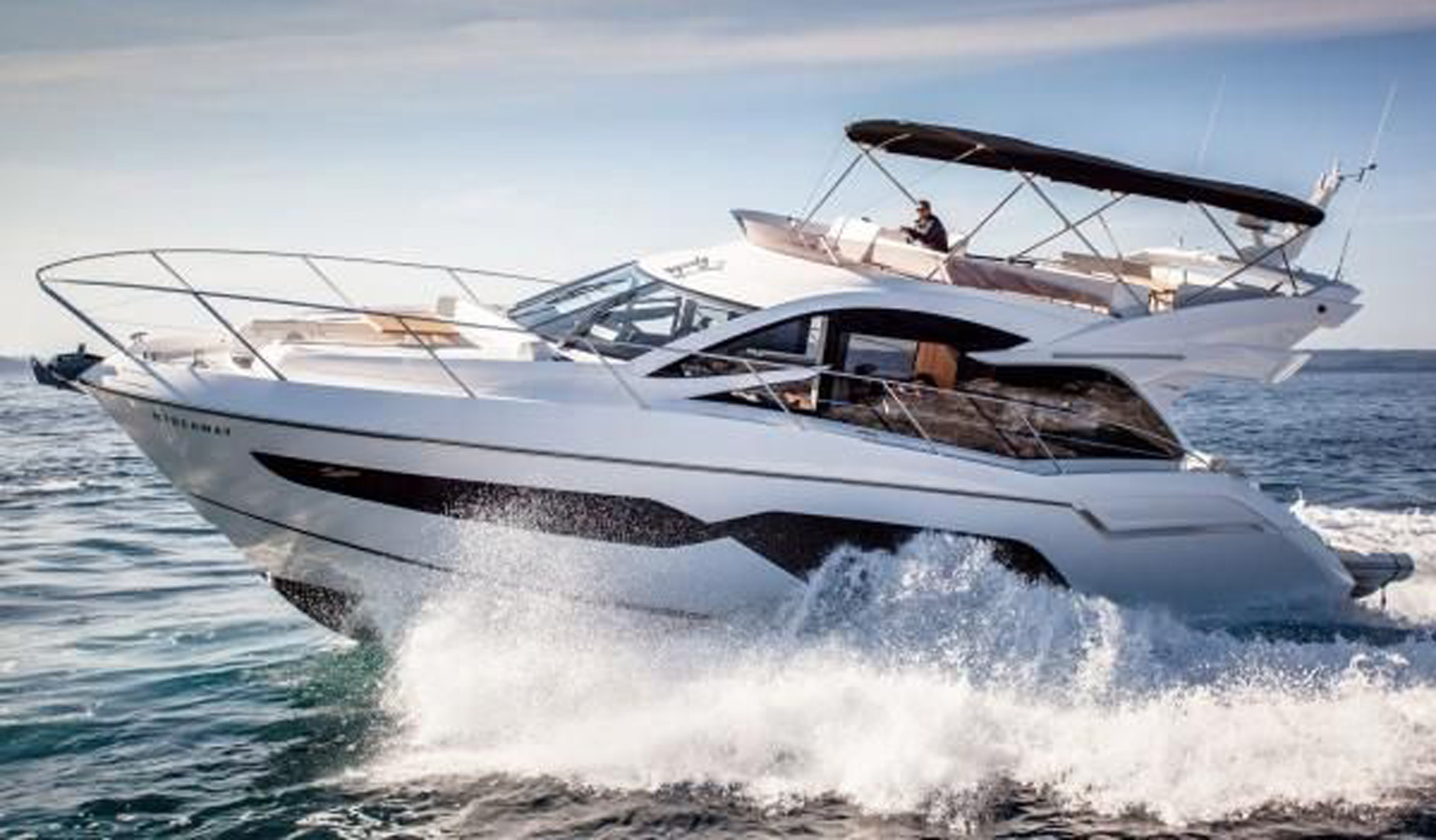 SUNSEEKER MANHATTAN 52 2017 год Фото  1