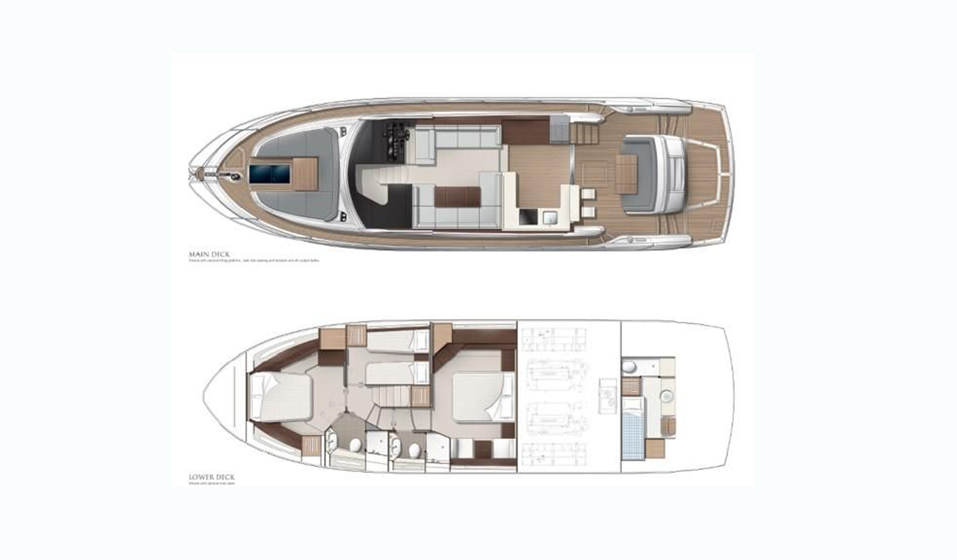 SUNSEEKER MANHATTAN 52 2017 год Фото  19