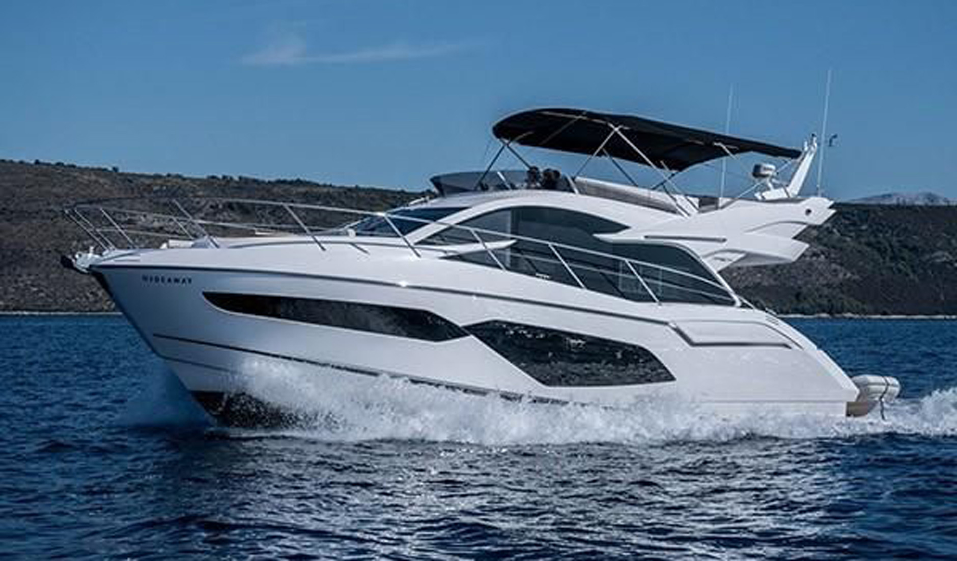 SUNSEEKER MANHATTAN 52 2017 год Фото  2