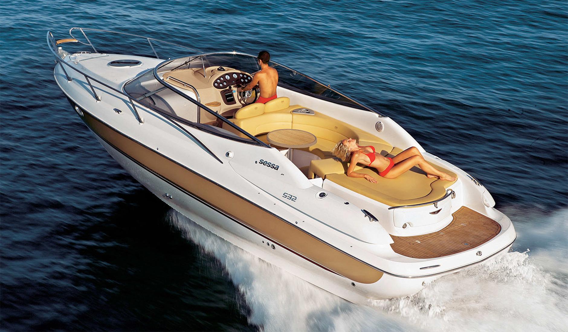 Купить яхту SESSA MARINE S 32 Refit 2019