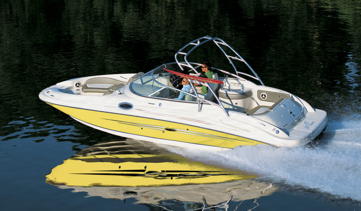 Sea Ray 270 Sundeck 2006 рік
