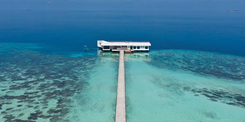 Дом капитана Немо: как выглядит первая люкс-резиденция под водой?