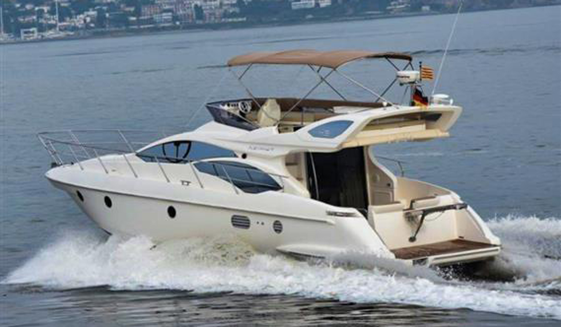 AZIMUT 43/2009 Photo  3