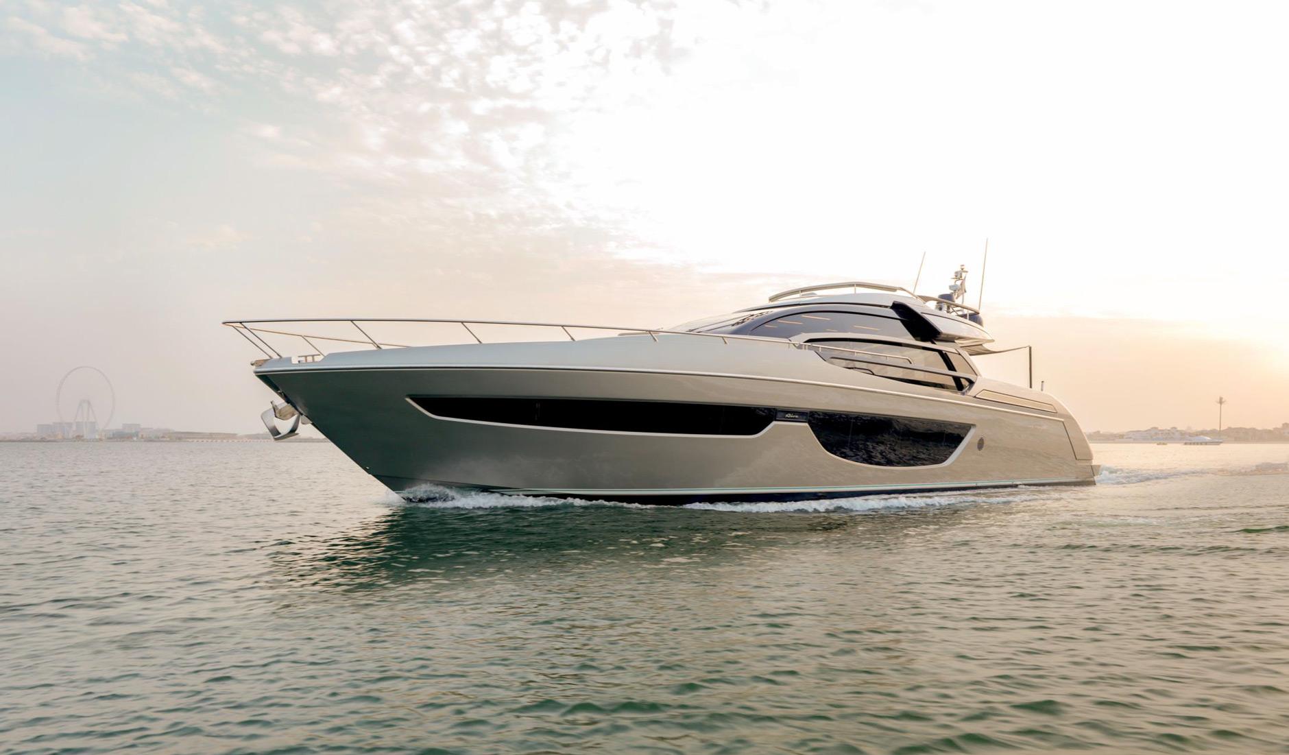 Buy yacht RIVA 76 PERSEO/2016