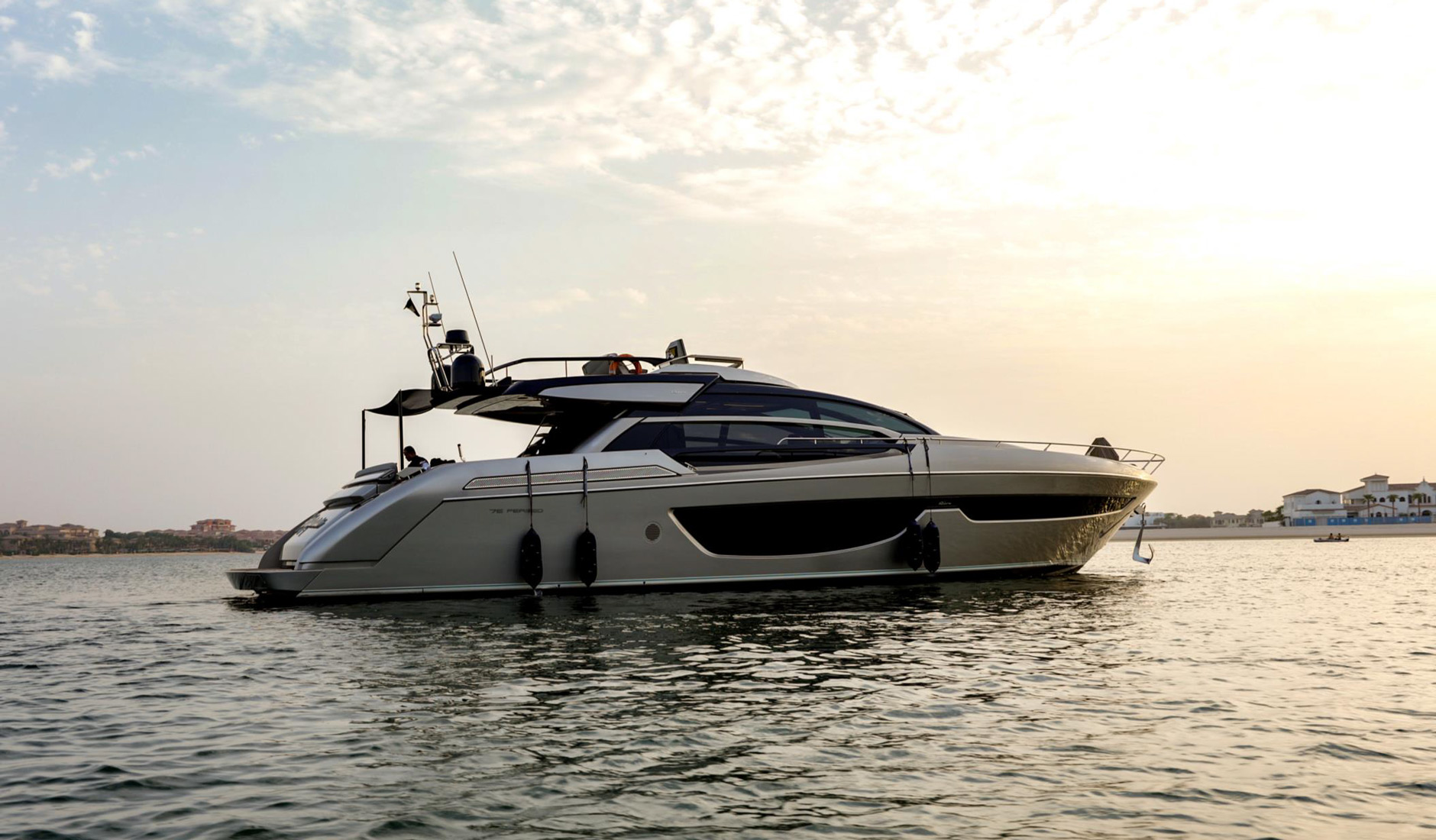 RIVA 76 PERSEO 2016 год Фото  1