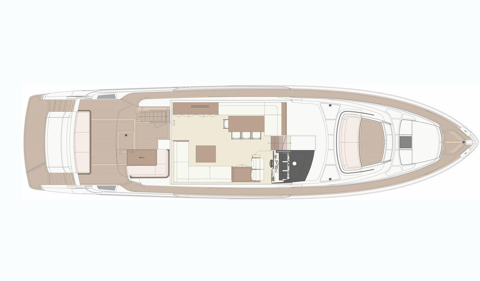 RIVA 76 PERSEO 2016 год Фото  29