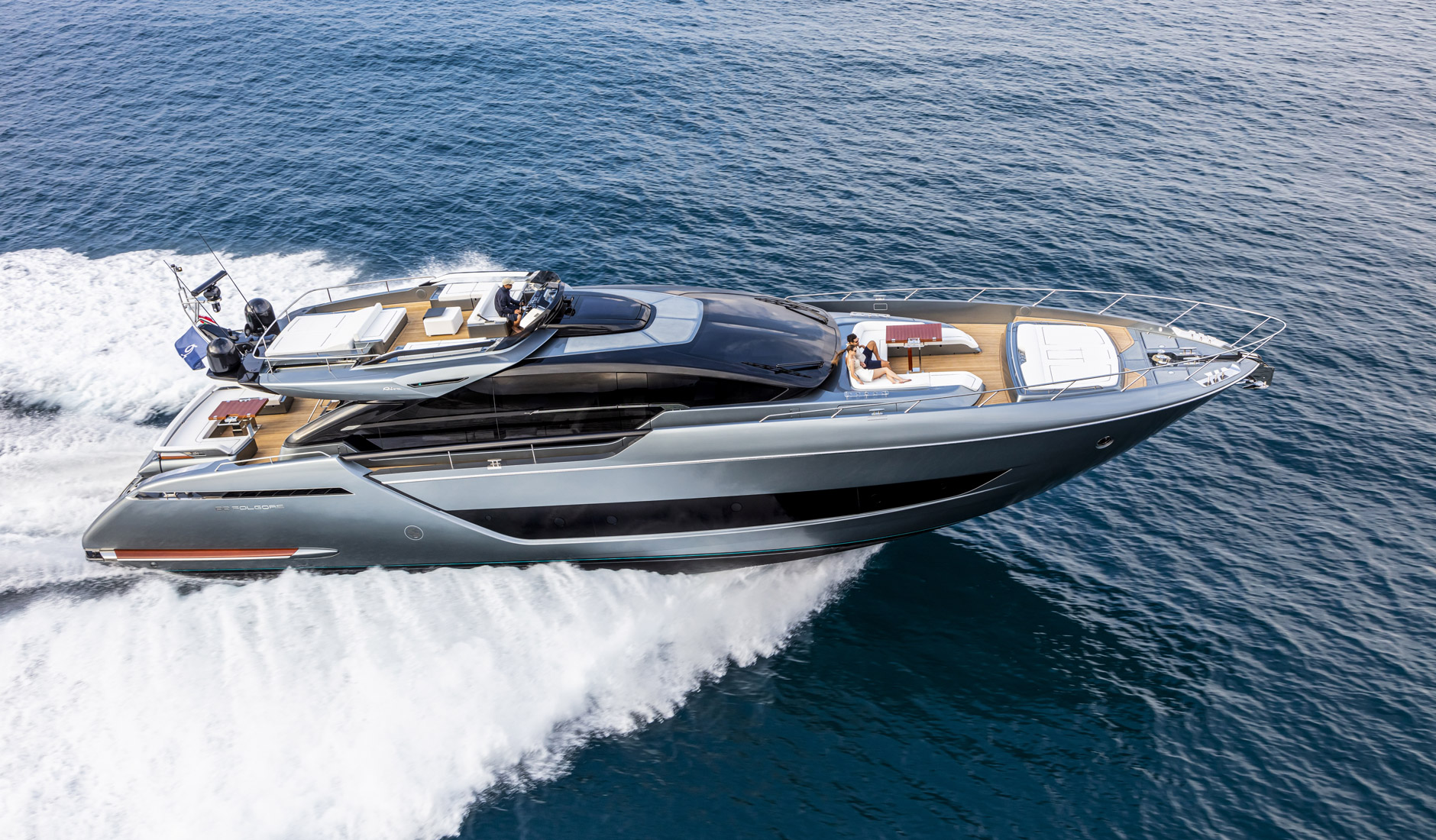 Купить яхту RIVA 88 FOLGORE