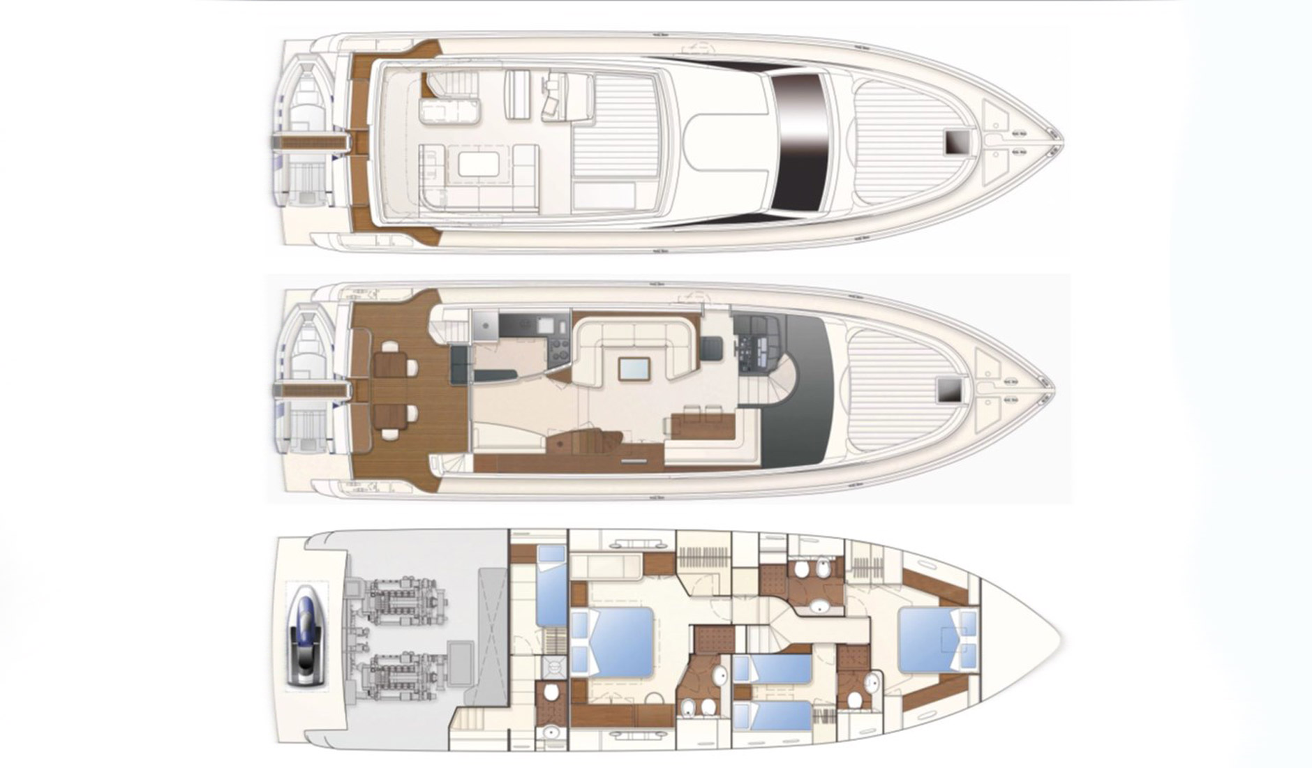 FERRETTI YACHTS 630/2008 Photo  36