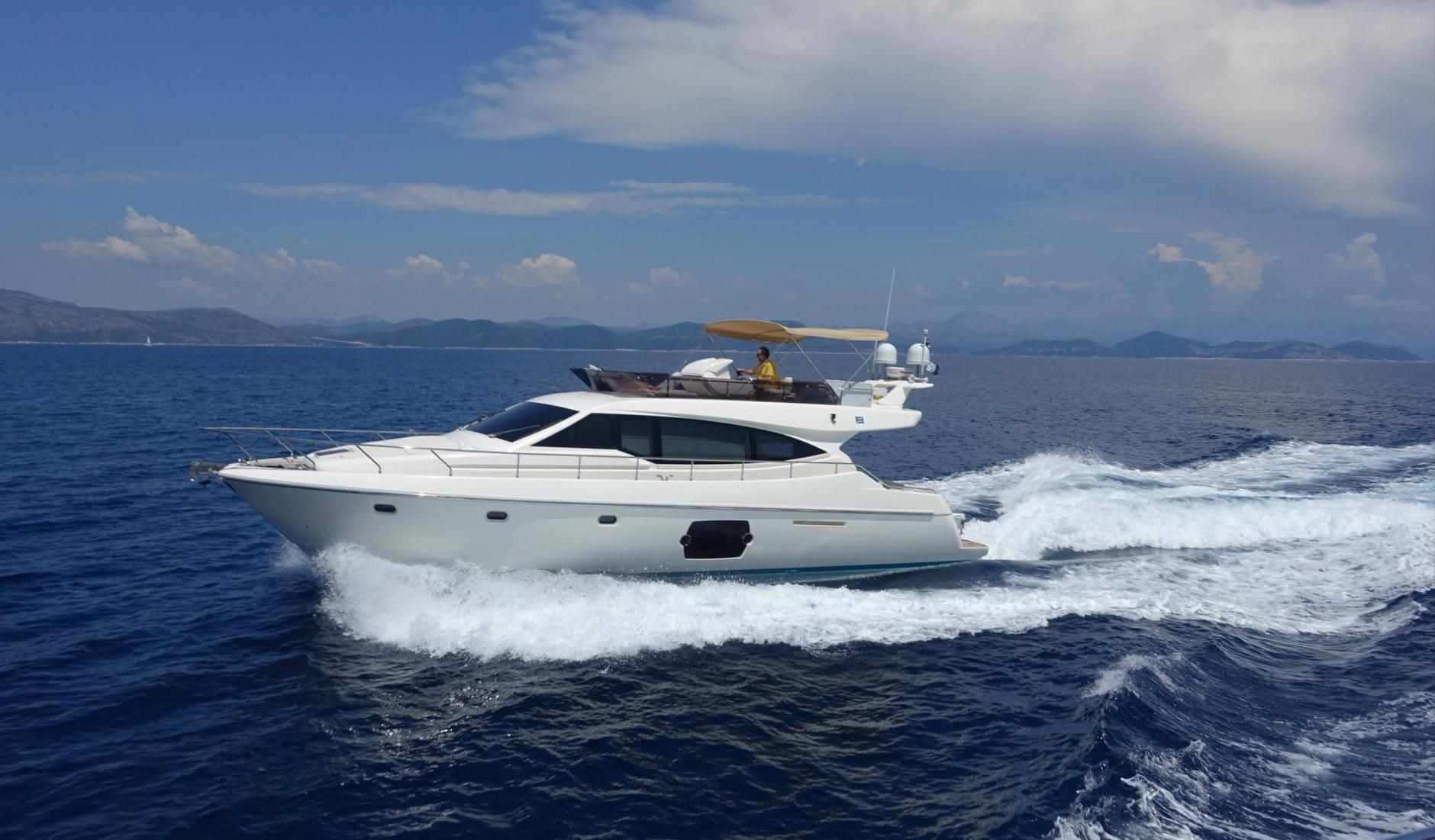 Buy yacht FERRETTI YACHTS 510/2008