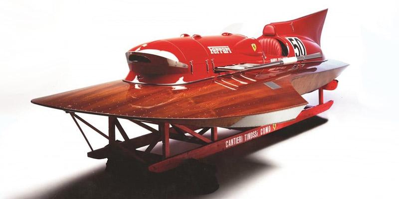 Самый невероятный Ferrari всех времен выставлен на аукцион