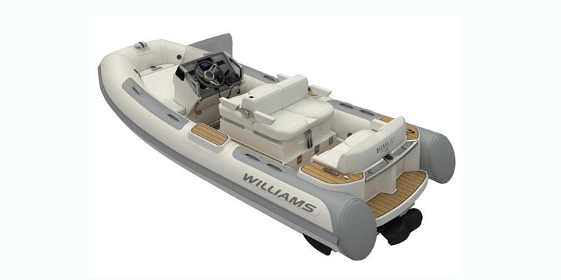 Williams Dieseljet 415. Самый маленький Dieseljet
