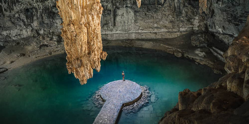 Рай в пещерах: почему сеноты привлекают все больше дайверов?