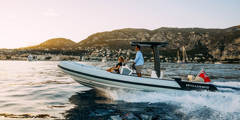 Williams Jet Tenders expands in-house capabilities