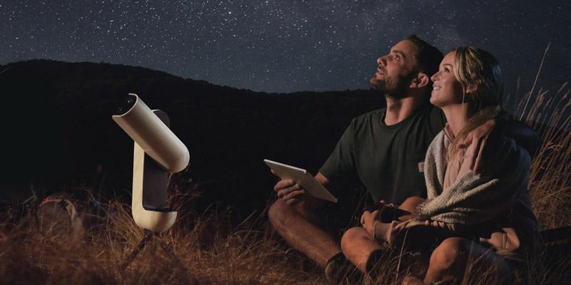Сквозь вселенную: легкий и мощный телескоп-камера Vespera для приятных звездных вечеров