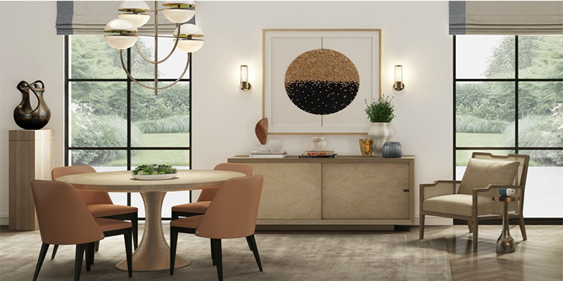 Modern classics and innovations in interior: the main trends of 2021