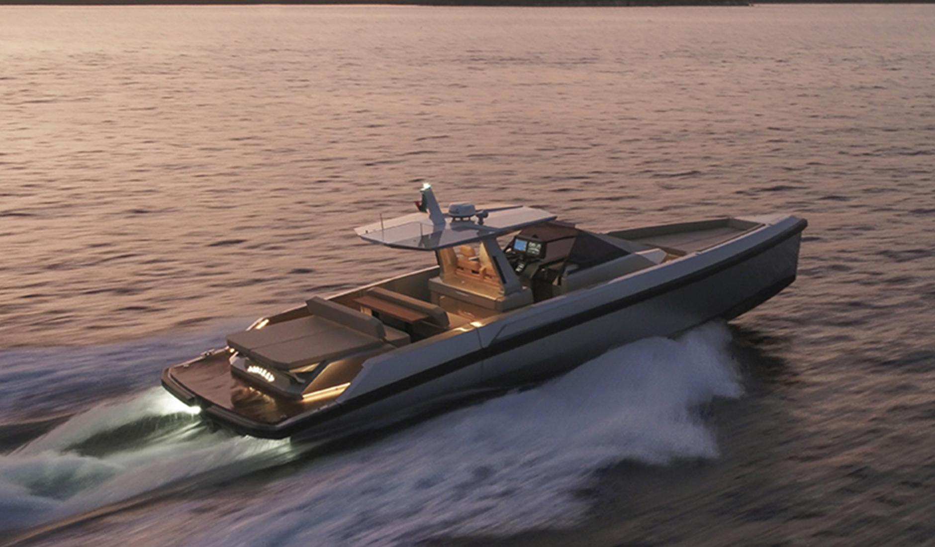 Купить яхту Wally 48 Wallytender