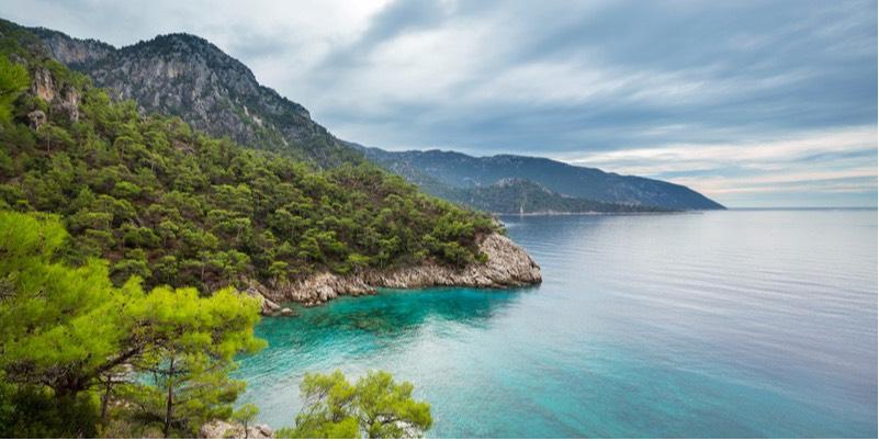 Яхтинг в Турции: сервис, доступность и потрясающая природа