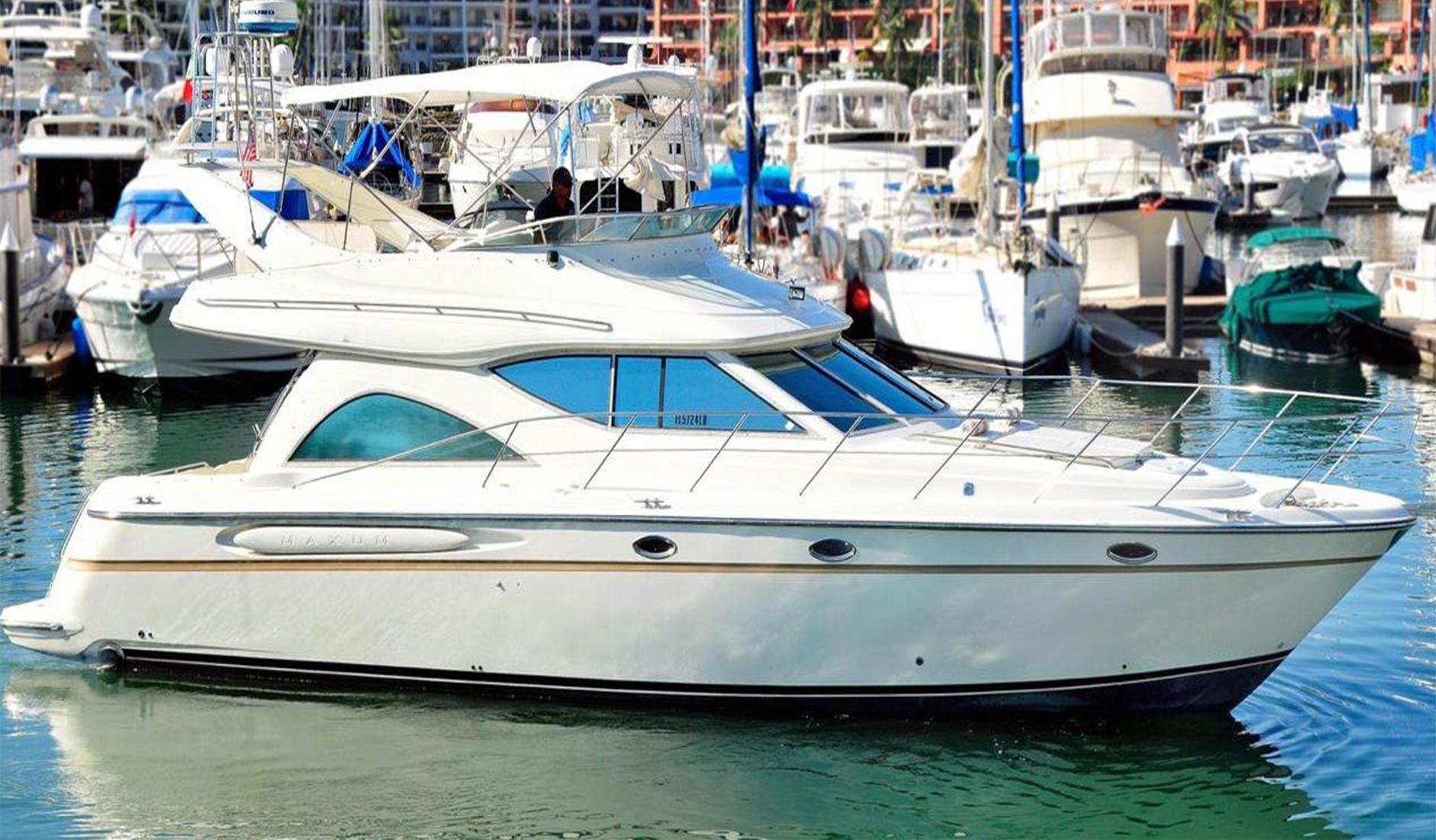 Buy yacht Maxum 46/2000