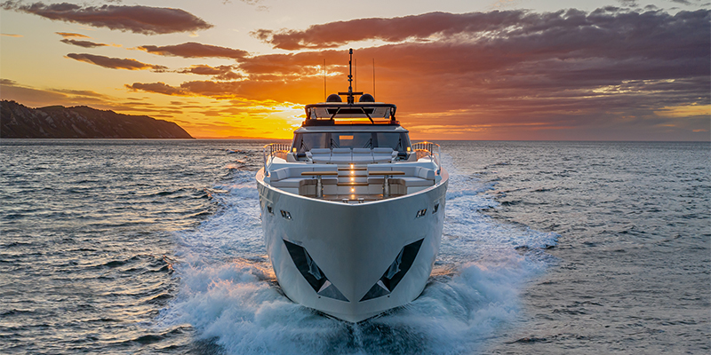 Ferretti Group premieres at Cannes Yachting Festival