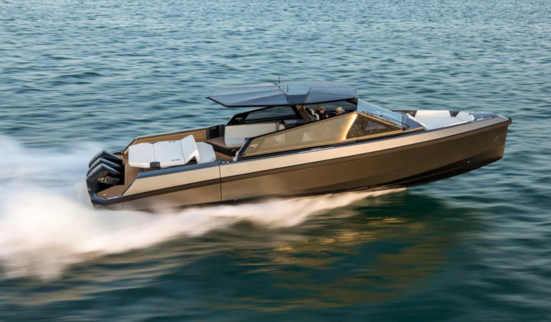 Buy yacht Wally 43 Wallytender X