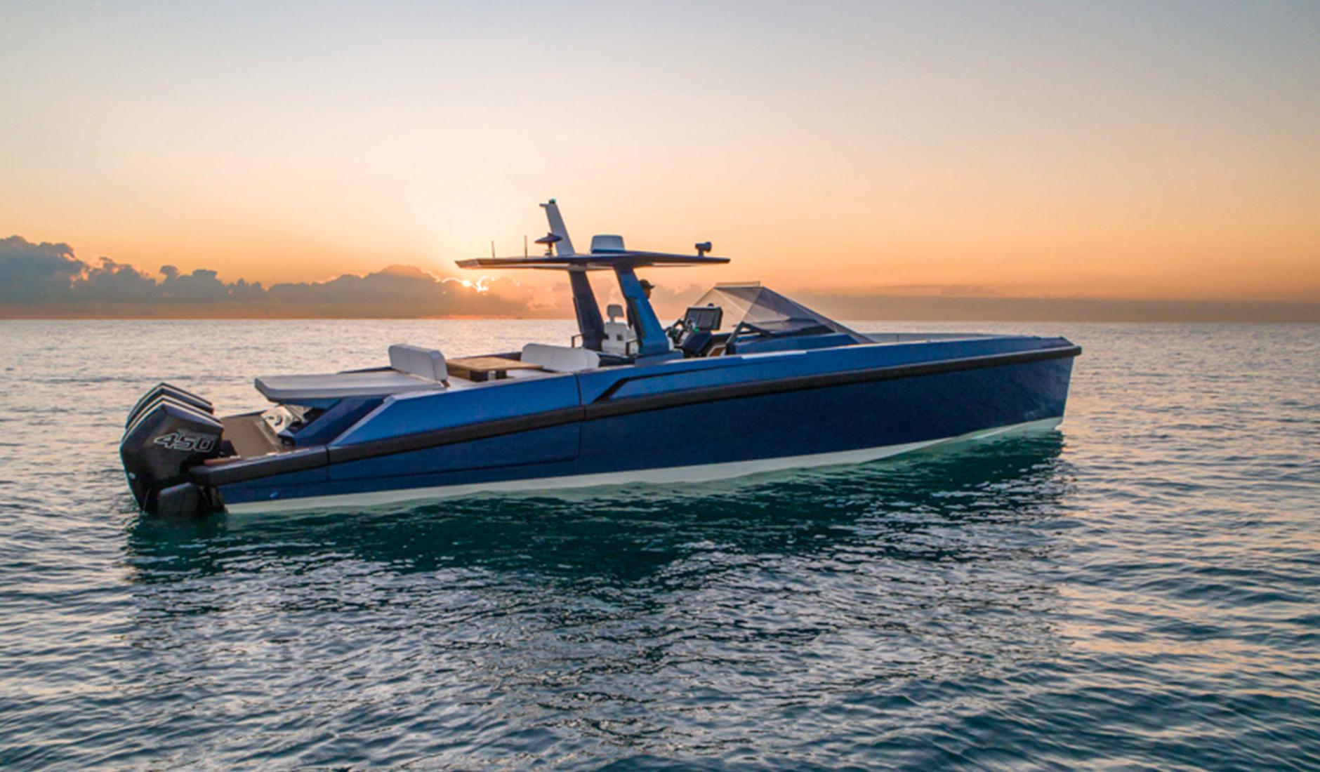 Buy yacht Wally 48 Wallytender X