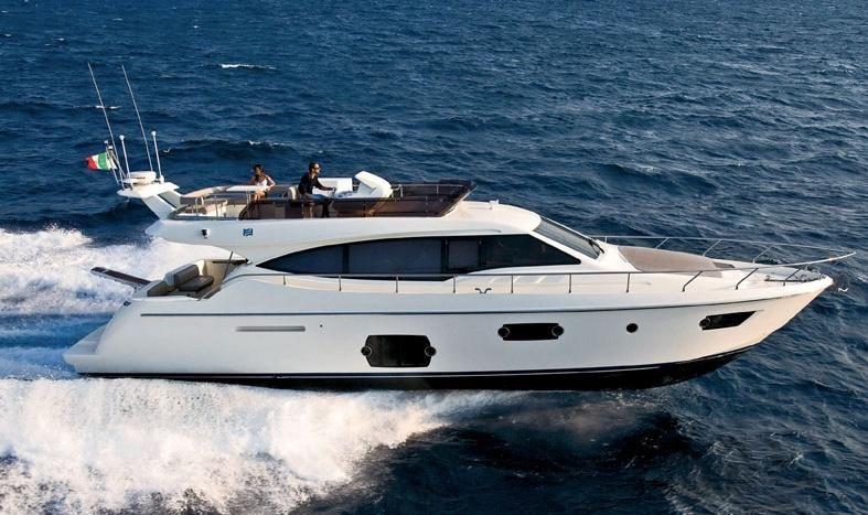 Продаж Ferretti Yachts 560 2010 рік