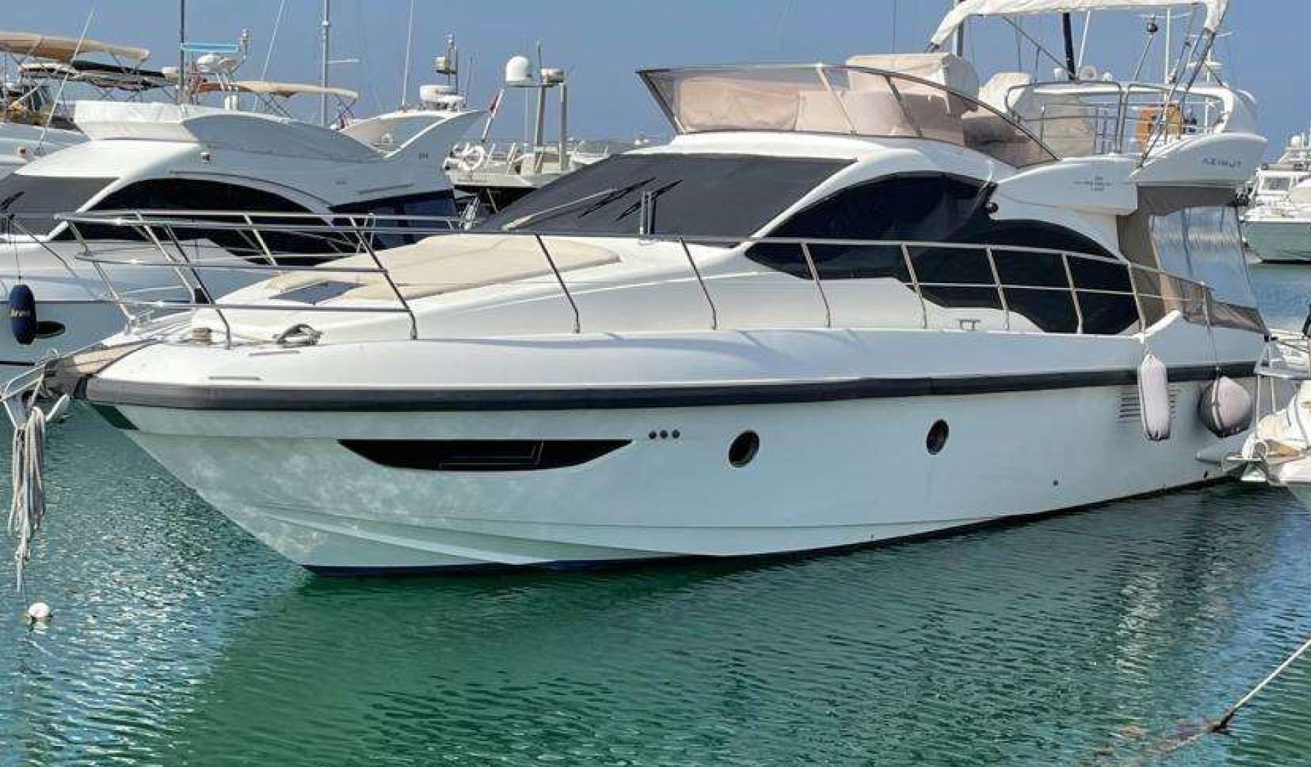 Buy yacht Azimut 45 fly/2013