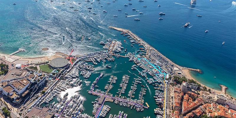 Ексклюзивна реєстрація на Cannes Yachting Festival 2021
