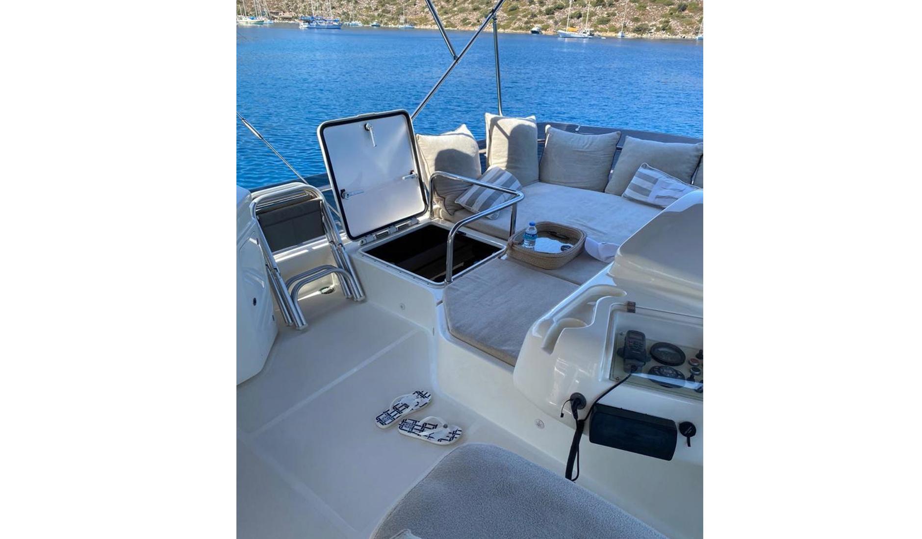 Ferretti Yachts 560 2010 год Фото  5