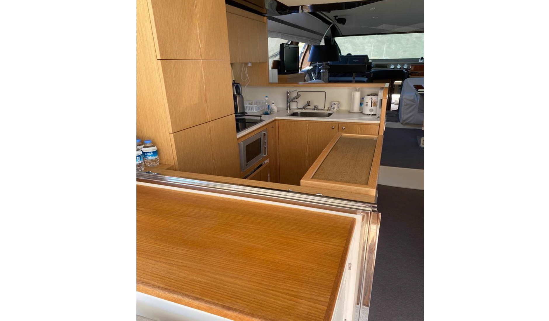 Ferretti Yachts 560 2010 год Фото  8