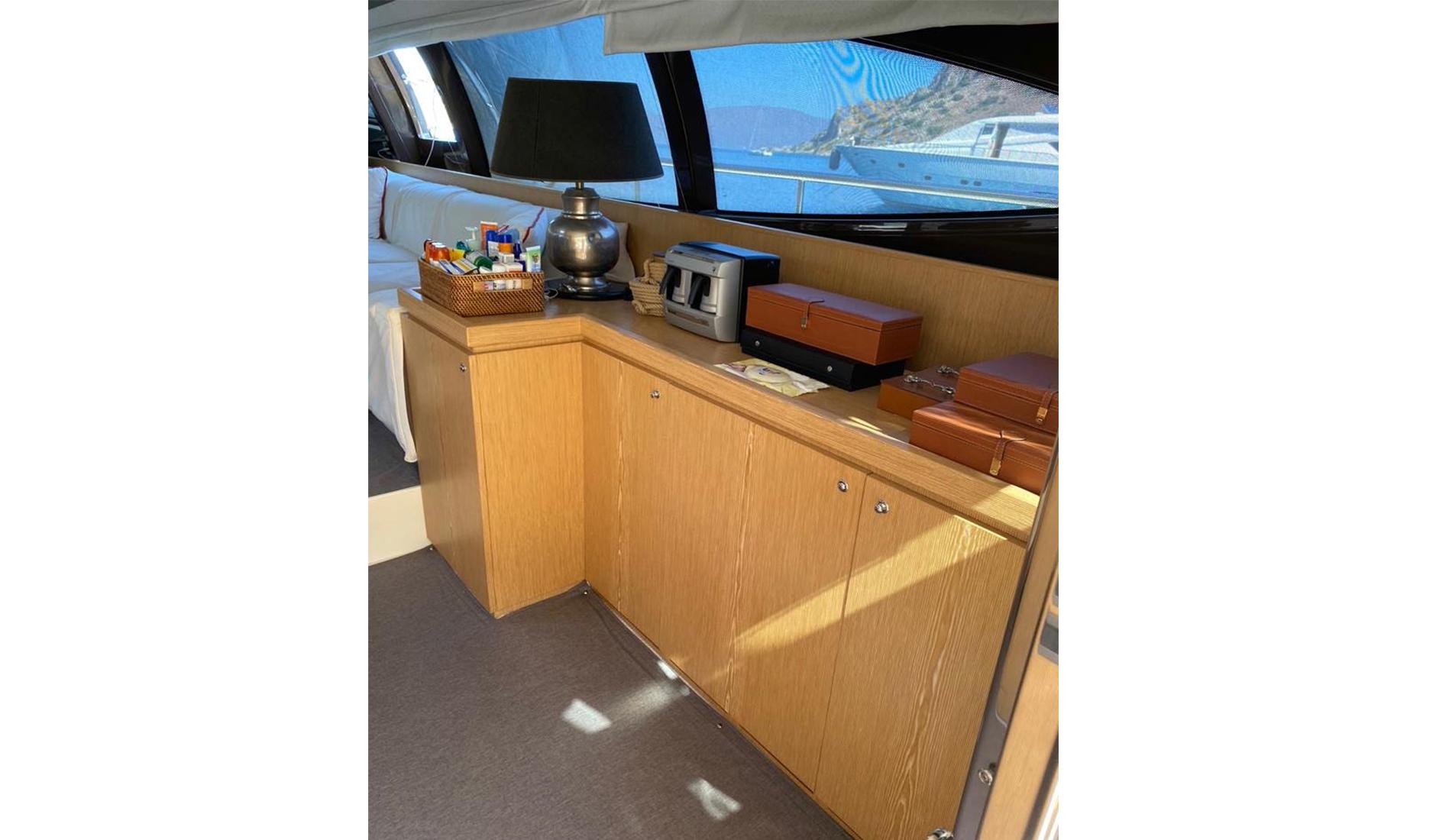 Ferretti Yachts 560 2010 год Фото  9