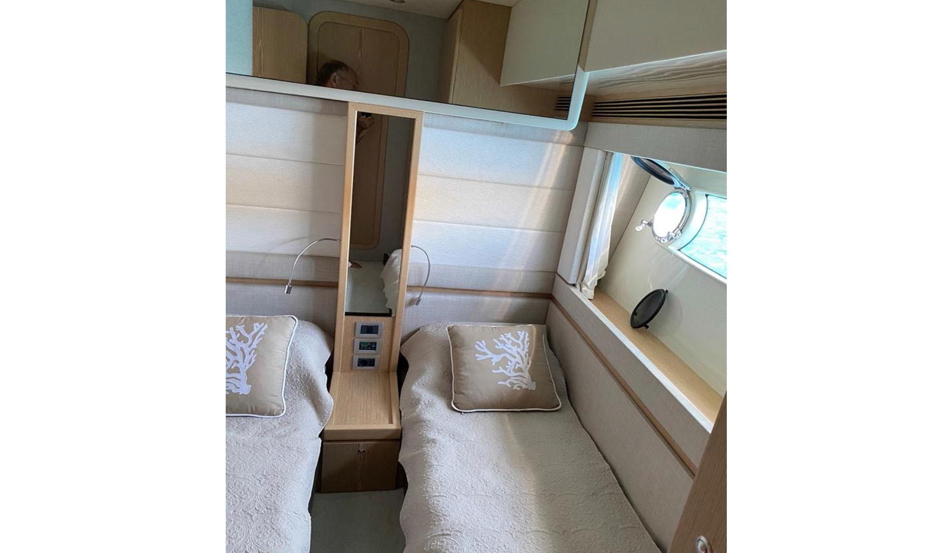 Ferretti Yachts 560 2010 год Фото  22