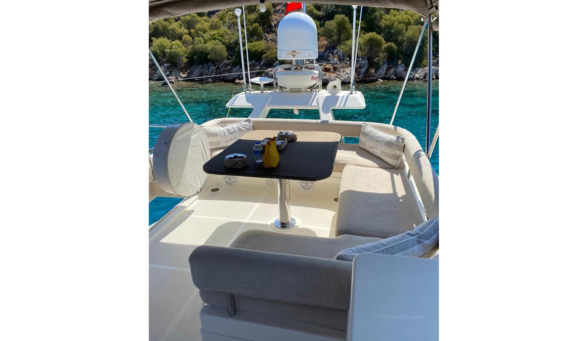 Ferretti Yachts 560 2010 год Фото  3