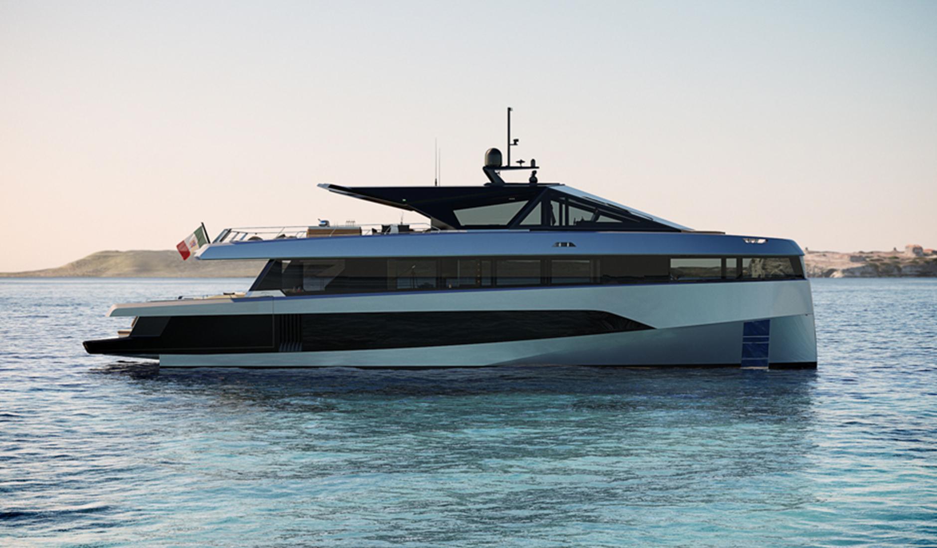 Buy yacht Wally WHY200