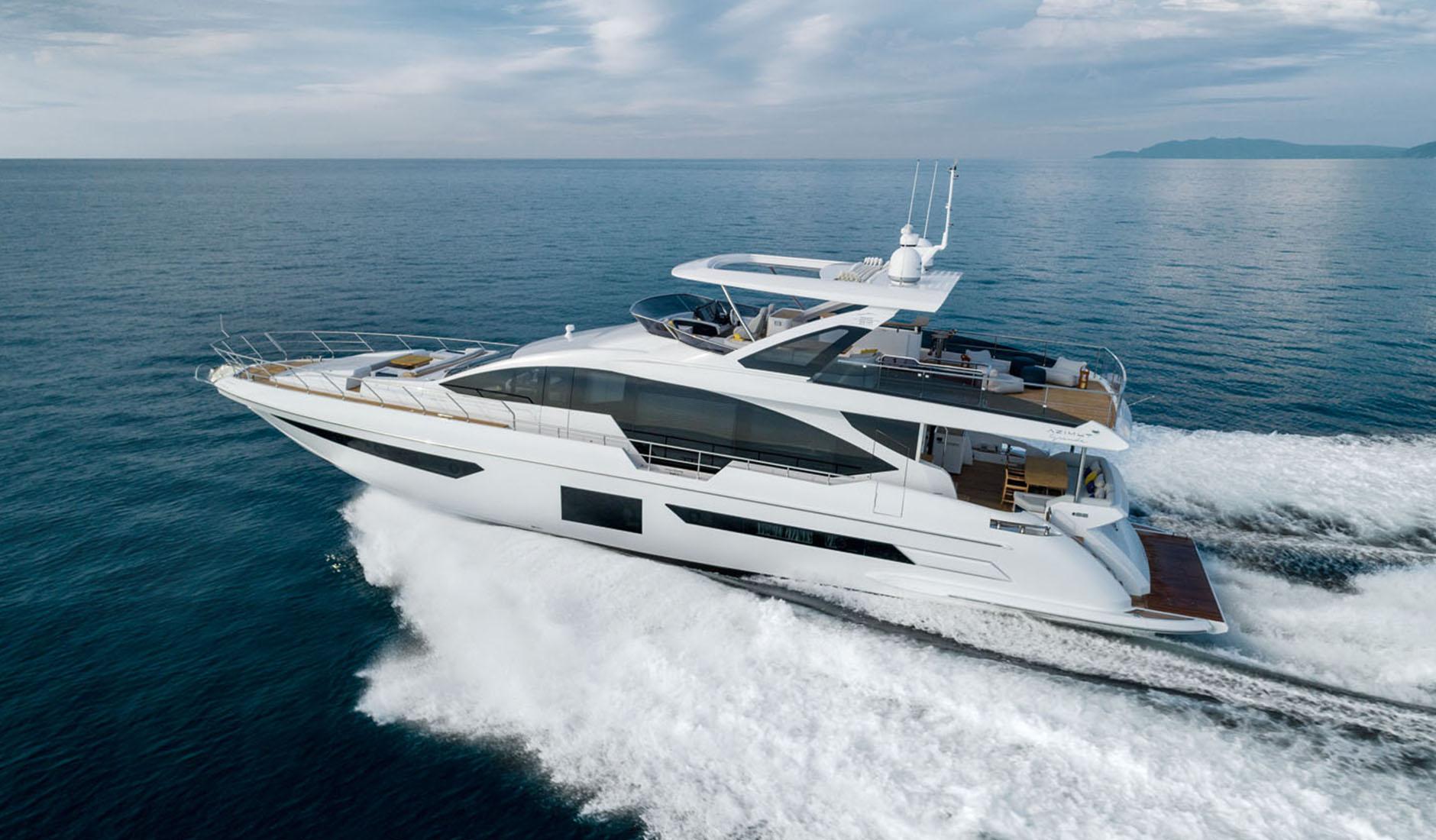 Buy yacht Azimut Grande 25