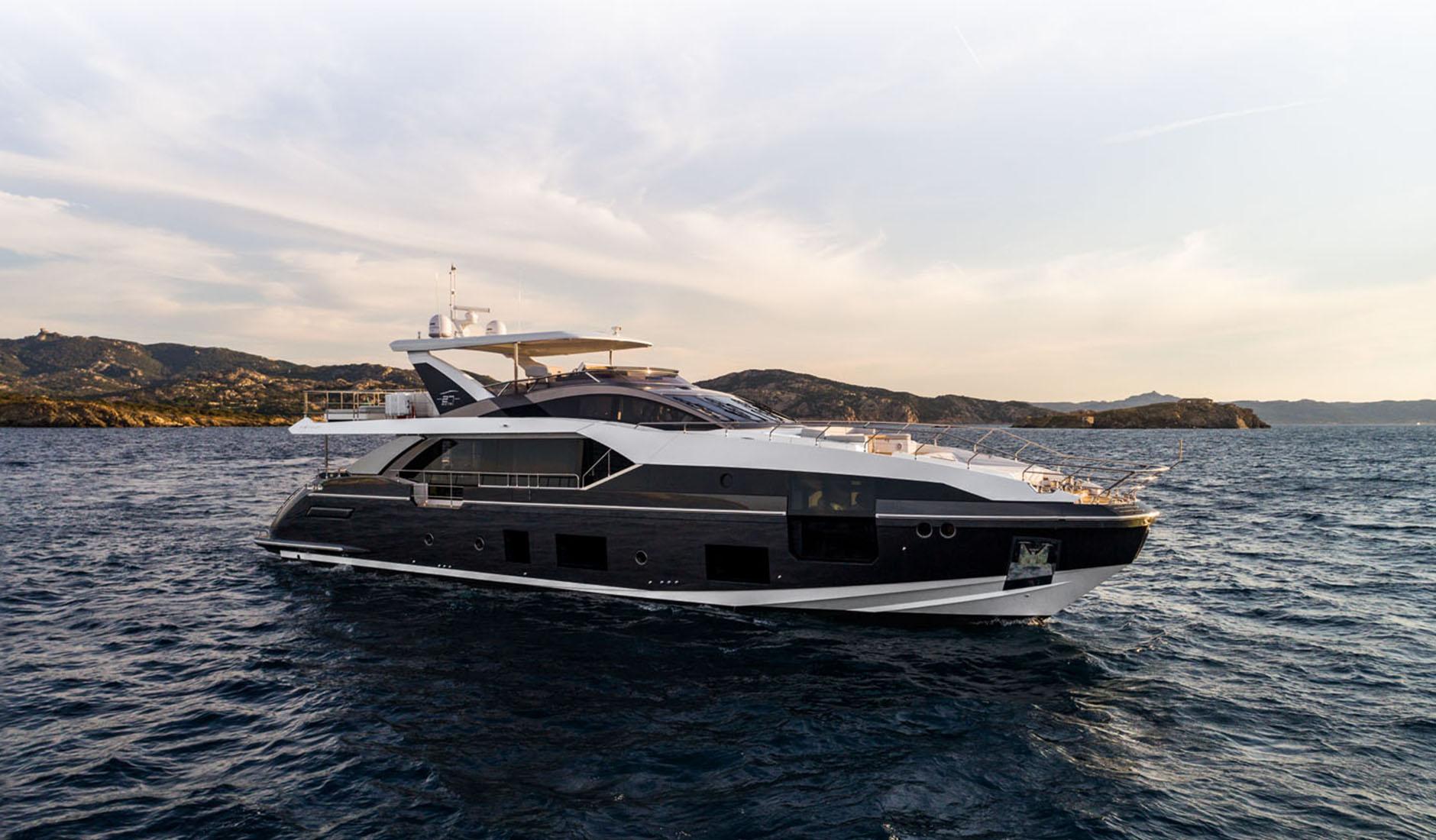 Buy yacht Azimut Grande 27